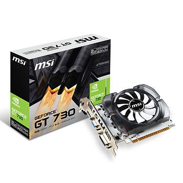 MSI GeForce GT 730 N730-2GD3
