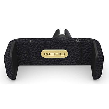 """Kenu Airframe + Leather Support voiture en cuir pour smartphone de 4"""" à 6"""" max."""