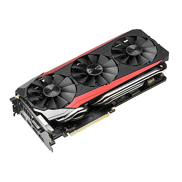 Avis ASUS STRIX-GTX980TI-DC3-6GD5-GAMING - GTX 980 Ti 6GB