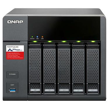 QNAP TS-531P-2G Serveur NAS 5 baies avec 2 Go de RAM (sans disque dur)