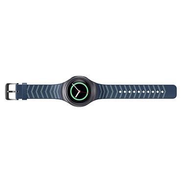 Samsung Bracelet Gear S2 M Marine Bracelet souple de taille M pour Samsung Gear S2