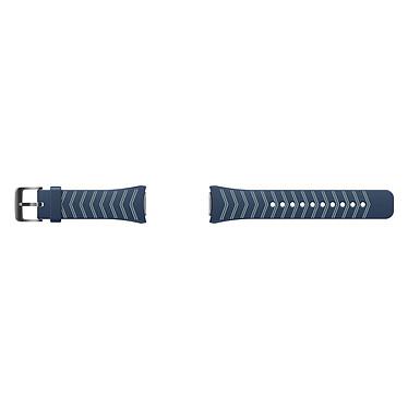 Avis Samsung Bracelet Gear S2 M Marine