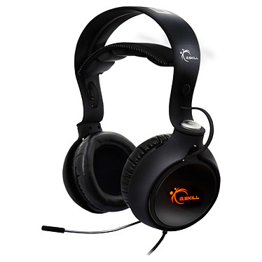 G.Skill RIPJAWS SV710 Casque-micro pour gamer son surround 7.1 virtuel