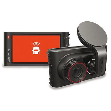 Garmin Dash Cam 35 Caméra de conduite HD pour automobile avec puce GPS intégrée, écran LCD et Carte microSD 4 Go
