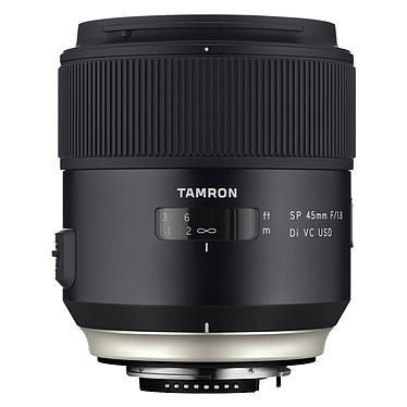 Tamron SP 45mm F/1.8 Di VC USD Nikon Objectif grand-angle 45mm standard pour monture Nikon
