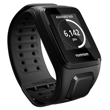 TomTom Spark Bracelet Large Noir Montre de Fitness étanche avec GPS
