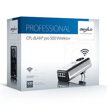Avis Devolo dLAN pro 500 Wireless+