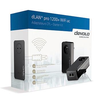 Avis Devolo Starter Kit dLAN pro 1200+ WiFi AC