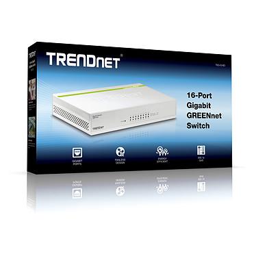 Acheter TRENDnet TEG-S16D GREENnet