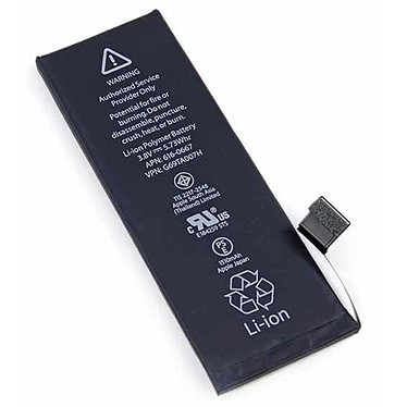 Apple Batterie Originale iPhone 5s Batterie d'origine 1560 mAh pour iPhone 5s