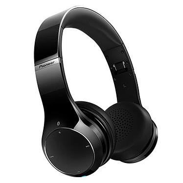 Pioneer SE-MJ771BT Noir Casque supra-auriculaire fermé Bluetooth et NFC avec micro intégré