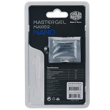 Avis Cooler Master MasterGel Maker