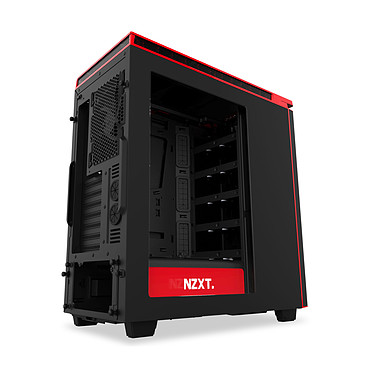 NZXT H440 (negro/rojo) a bajo precio