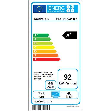 Samsung UE48J5510 pas cher
