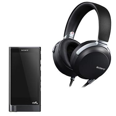 Sony NW-ZX2 + Sony MDR-Z7