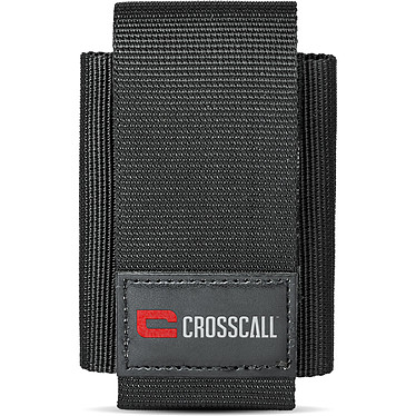 Crosscall Etui Universel Noir - Taille XL