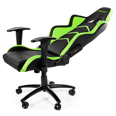 Avis AKRacing Player Gaming Chair (vert) + Attitude One Almaz Vert OFFERT !