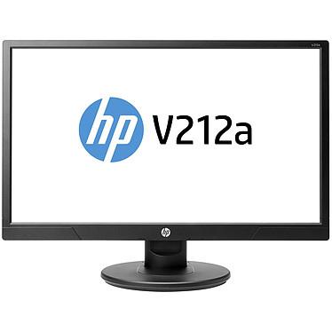 """HP 21"""" LED - V212a 1920 x 1080 pixels - 5 ms - Format large 16/9 - Noir"""