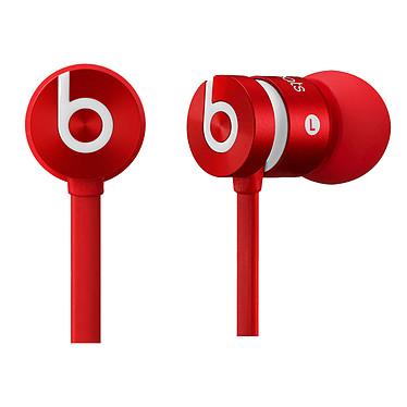Beats urBeats Rouge Écouteurs intra-auriculaire avec microphone intégré