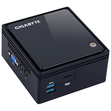 "Gigabyte Brix GB-BACE-3000 Intel Celeron N3000 Intel HD Graphics Wi-Fi AC Bluetooth 4.0 - Slot HDD 2.5"" (sans écran/mémoire/disque dur)"