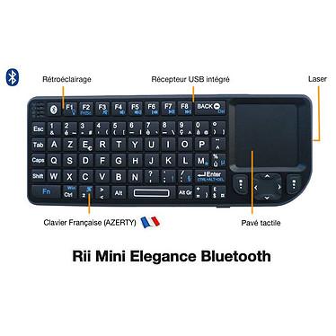 Riitek RII Mini Elegance Bluetooth pas cher