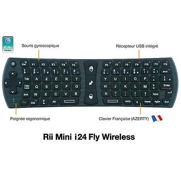 Riitek RII Mini i24 Wireless pas cher