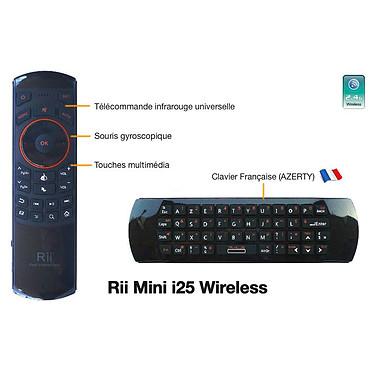 Riitek RII Mini i25 Wireless pas cher