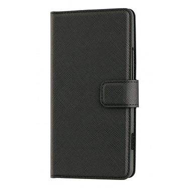 Acheter xqisit Etui Folio Wallet Viskan Noir Microsoft Lumia 950