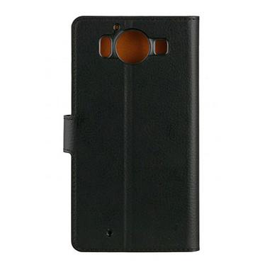 Acheter xqisit Etui Folio Wallet Slim Noir Microsoft Lumia 950