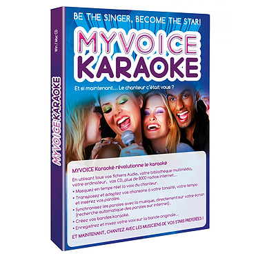 IPE Music MyVoice Karaoké