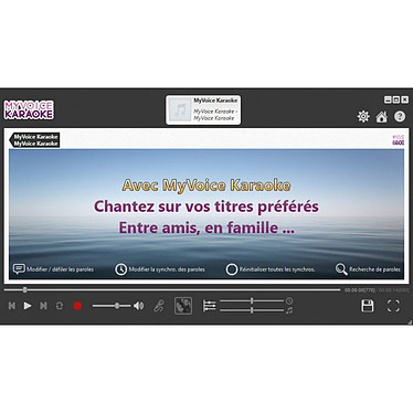 Acheter IPE Music MyVoice Karaoké