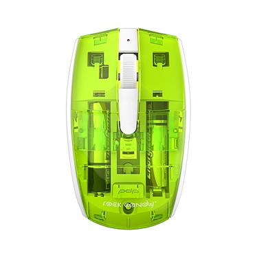 PDP Rock Candy Wireless Mouse (vert) Souris sans fil - ambidextre - capteur optique - 3 boutons