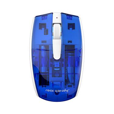 PDP Rock Candy Wireless Mouse (bleue) Souris sans fil - ambidextre - capteur optique - 3 boutons