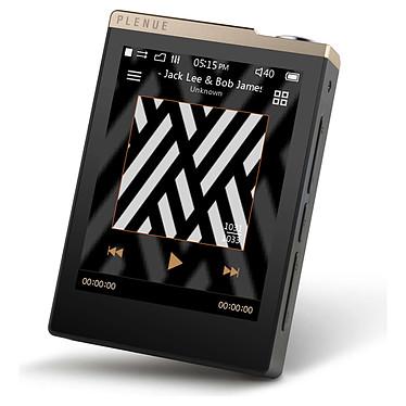 COWON PLENUE D Gold Lecteur High-Res audio HD 32 Go