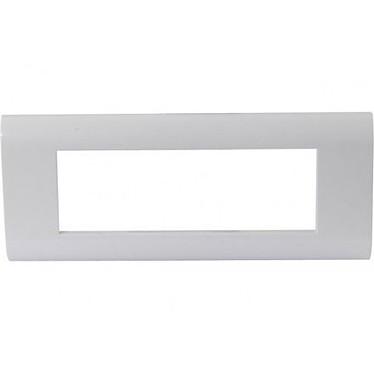 Embellecedor para caja módulo 45x45 (3 compartimentos)