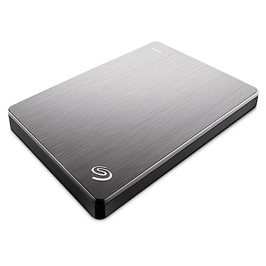 Seagate Backup Plus Slim 2 To Argent (USB 3.0)