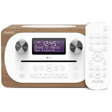 Pure Evoke C-D4 Sistema de audio compacto todo en uno con Bluetooth