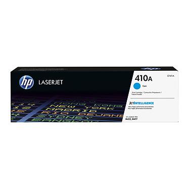 HP LaserJet 410A (CF411A) Toner Cyan (2 300 pages à 5%)