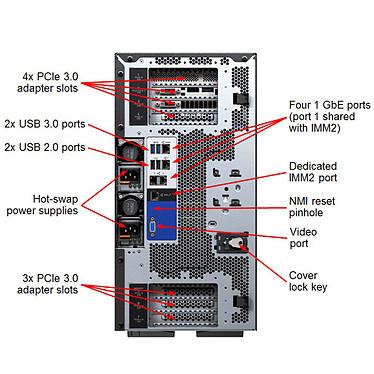 Avis Lenovo System x3500 M5 (5464K1G)