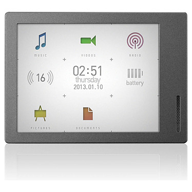 """COWON M2 Argent Lecteur MP4 32 Go - Ecran tactile 2.8"""" - Radio FM - Micro - Haut-parleur"""