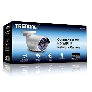 Opiniones sobre TRENDnet TV-IP322WI