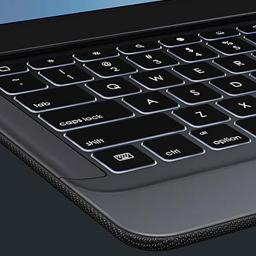 """Logitech Create Keyboard Case Noir (iPad Pro 12.9"""" 1ère génération) pas cher"""