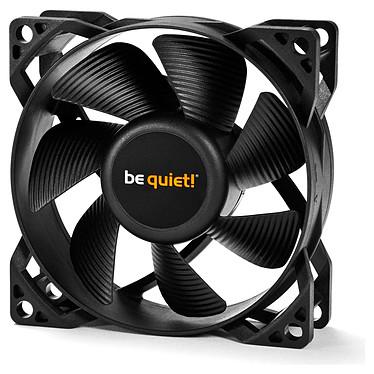 be quiet! Pure Wings 2 80 mm PWM Ventilador de caja de 80 mm PWM (garantía de 3 años del fabricante)