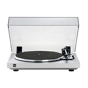 Dual CS-435-1 Argent Platine vinyle automatique