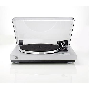 Dual CS-455-1 Argent Platine vinyle automatique à 3 vitesses (33-45-78 trs/min)