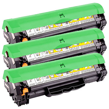 Multipack toners compatibles CE278A / EP726 (negro)