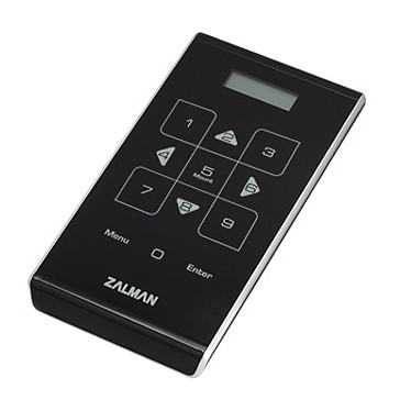 Zalman ZM-VE500 Noir