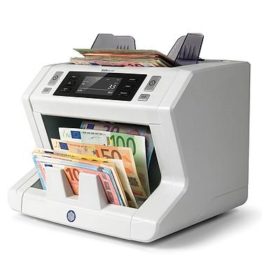Safescan compteuse de billets 2665-S Compteuse de billets valeur comptable pour EUR, GBP, USD, CHF, PLN, CZK, HUF, SEK, NOK, DKK