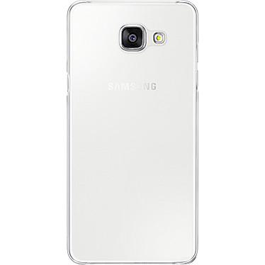 Samsung Coque Transparente Samsung Galaxy A5 2016 Coque rigide pour Samsung Galaxy A5 2016