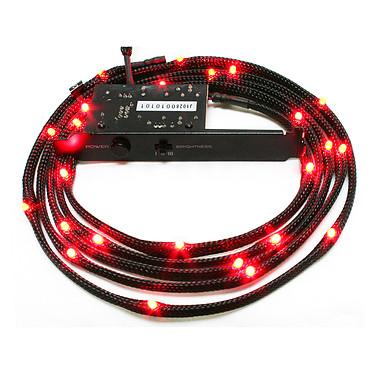 NZXT Lighting Kit 1 mètre Orange Bande de lumière LED flexible à puissance variable pour tuning PC (orange)